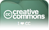 This website uses creative commons - find out more!